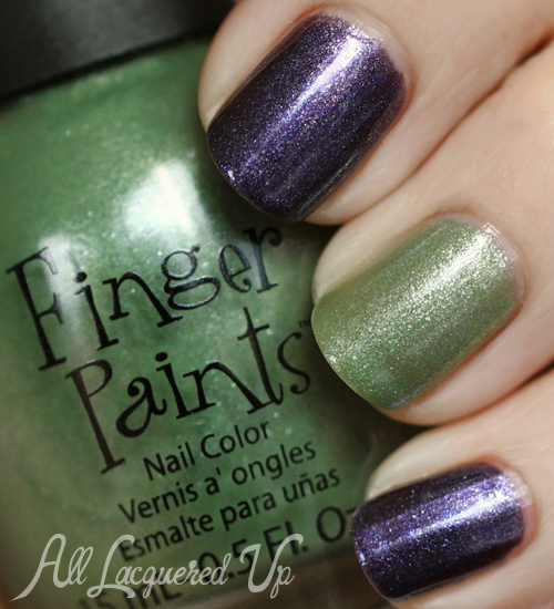 FingerPaints A Grape Catch and Sage It Ain't So