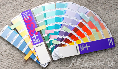 FingerPaints-Pair-Affair-Pantone-Guide
