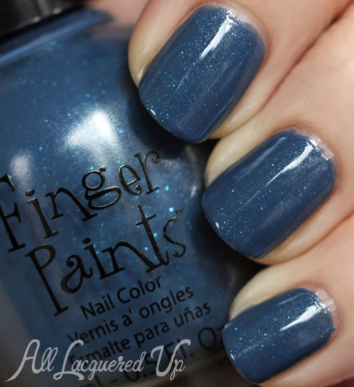 FingerPaints You Yacht To Know Better nail polish