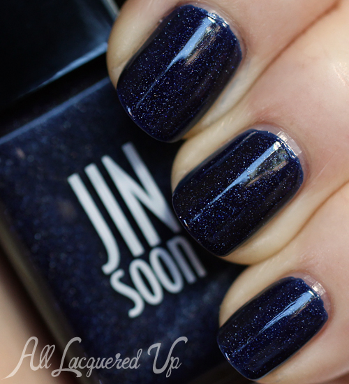 JINsoon Azurite nail polish