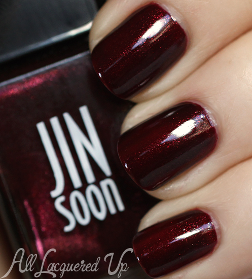 JINsoon Jasper nail polish swatch