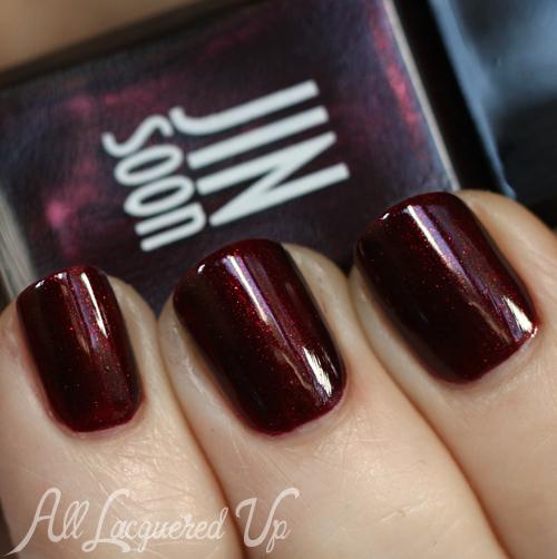 JINsoon Jasper nail polish tibi