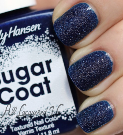 Sally Hansen Sugar Coat Laughie Taffy nail polish swatch