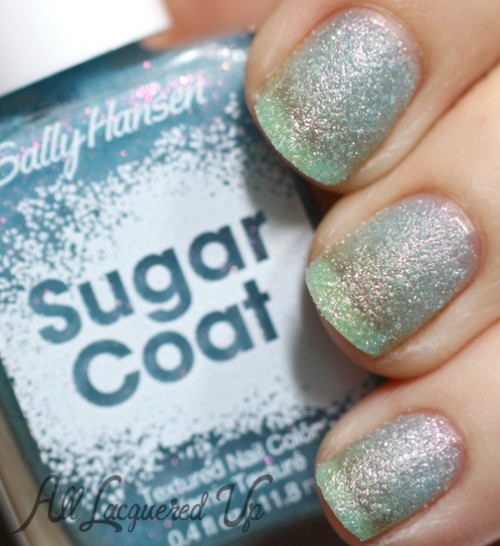 Sally Hansen Sugar Coat Royal Icing nail polish swatch