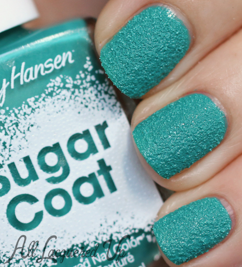 Sally Hansen Sugar Coat Spare-A-Mint? nail polish swatch
