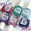 NEW Sally Hansen Sugar Coat Shades – Swatches & Review