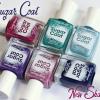 NEW Sally Hansen Sugar Coat Shades – Swatches & Review
