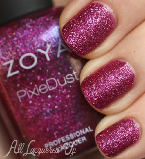 Zoya Arabella PixieDust nail polish
