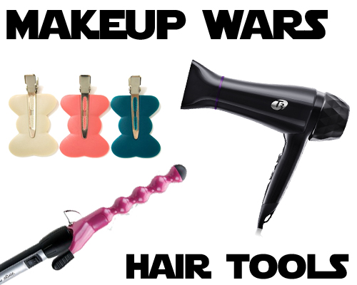 makeup wars favorite hair tools