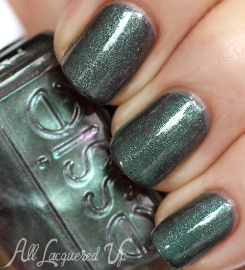Marble Nail Art with Essie Fall 2013