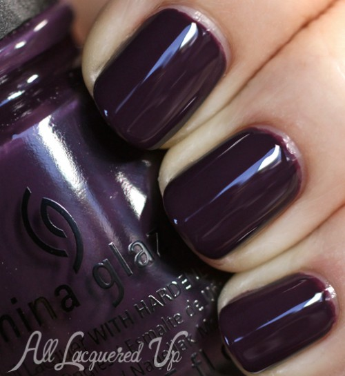 China Glaze Charmed I'm Sure nail polish swatch
