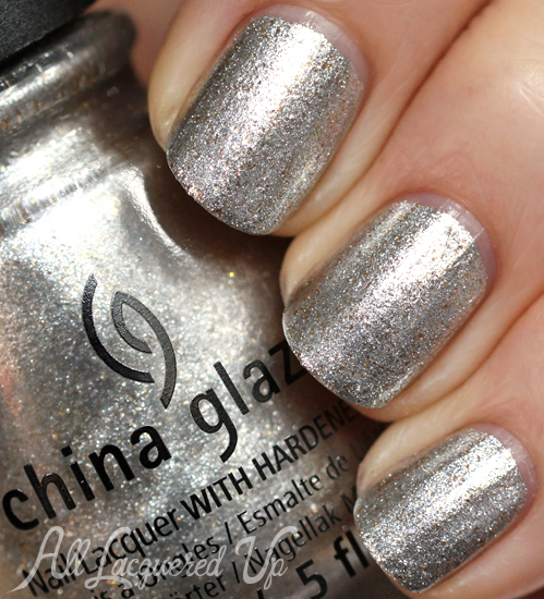 China Glaze Gossip Over Gimlets nail polish