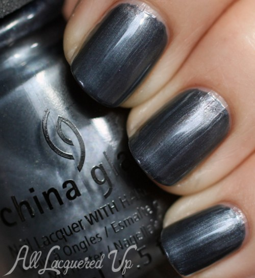 China Glaze Kiss My Glass nail polish
