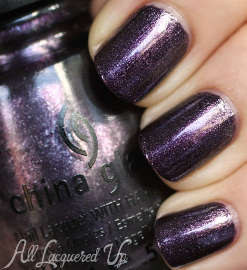 China Glaze Rendezvous With You nail polish