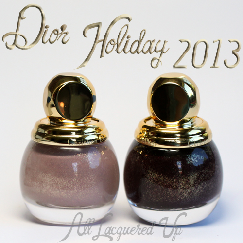 Dior Holiday 2013 Diorific Vernis Minuit Frimas Sneak Peek: Dior Holiday 2013 Frimas and Minuit Diorific Vernis