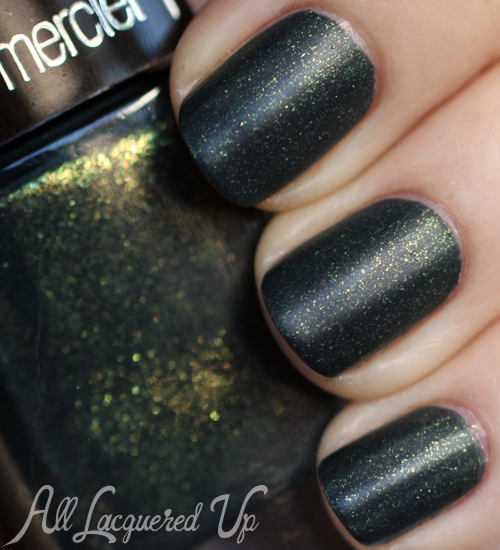 Laura Mercier Bewitched matte nail polish