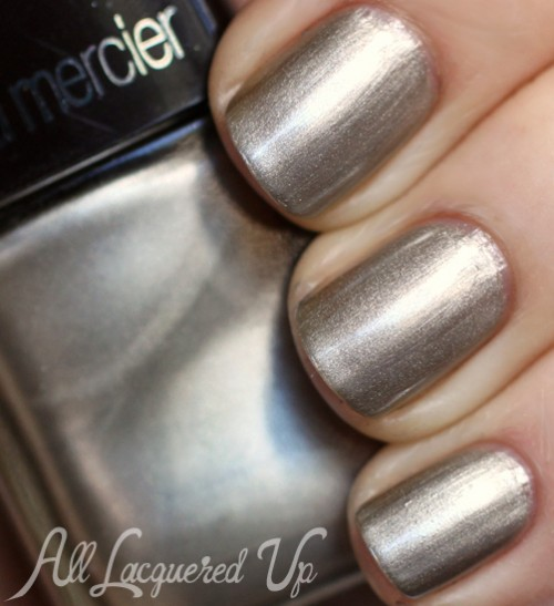 Laura Mercier Forbidden nail polish sponged
