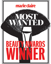 Marie Claire Most Wanted Beauty Award