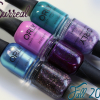 Orly Surreal Fall 2013 Nail Polish Swatches & Review