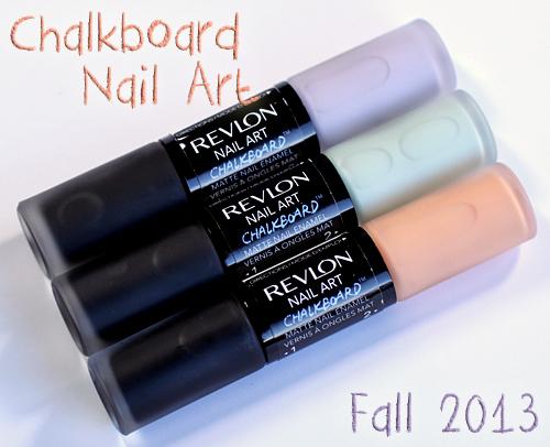 Revlon Chalkboard Nail Art Matte