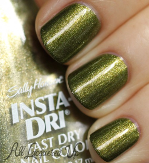 Sally Hansen No S-pear Time Insta-Dri