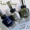 Prabal Gurung for Sally Hansen Fall 2013 Nail Polish Swatches and Review