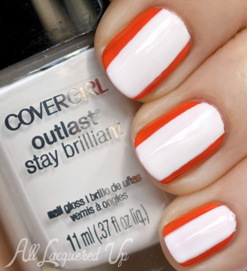 COVERGIRL Snow Storm nail polish