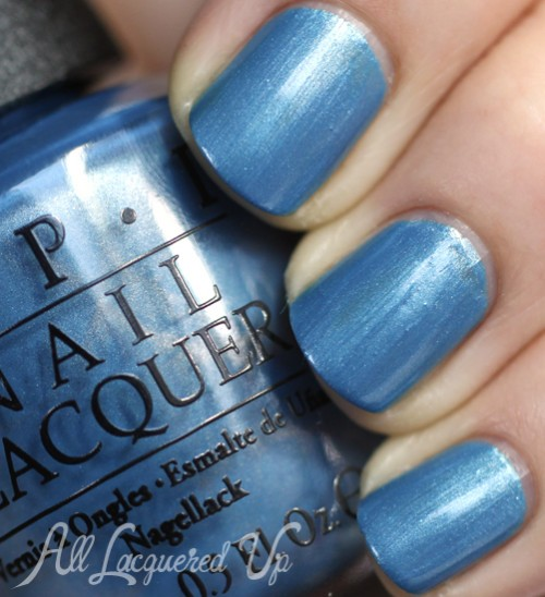 OPI Dining Al Frisco nail polish swatch