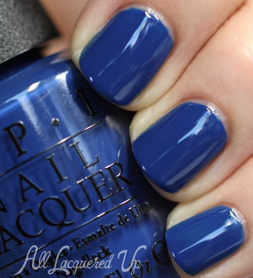 OPI Keeping Suzi At Bay nail polish swatch