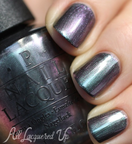 OPI Peace Love OPI nail polish swatch
