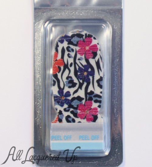 Sally Hansen Fl-roar-alSalon Effects nail polish strips