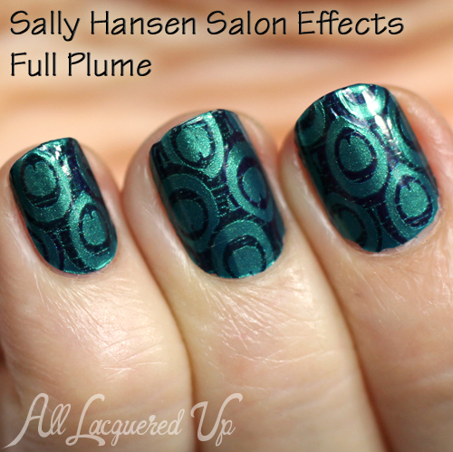 Sally Hansen Full Plume Salon Effects nail polish strips