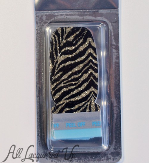 Sally Hansen On The Prowl Salon Effects nail polish strips