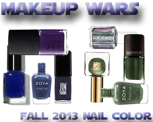 Fall 2013 Nail Polish Trend - Makeup Wars