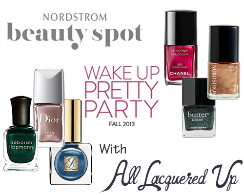 Nordstrom Pretty Party at Beachwood Place