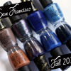 OPI San Francisco for Fall 2013 Blues & Browns Nail Polish Swatches & Review
