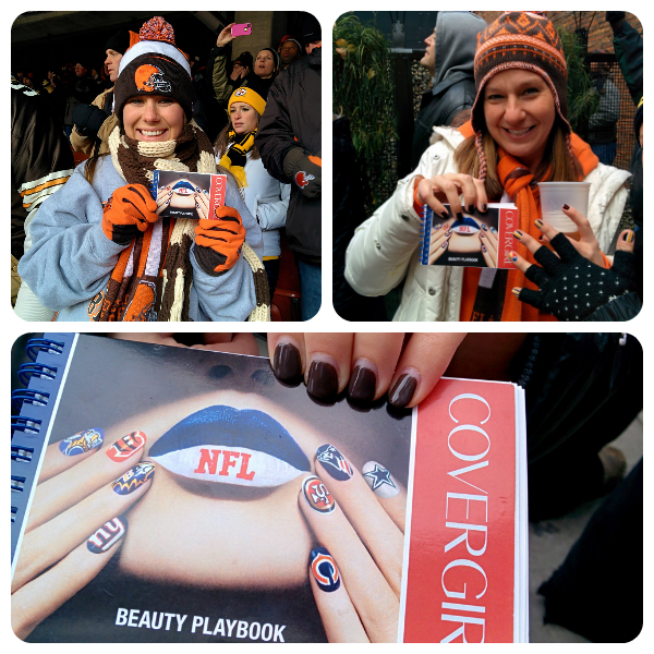 COVERGIRL Nailgating Fanicures Beauty Playbook
