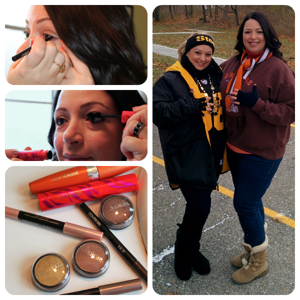 COVERGIRL makeup Flamed Out Pencils, Shadow Pots and Mascara