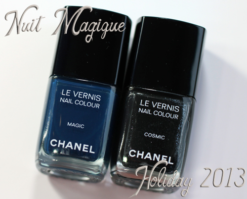 Chanel Cosmic and Magic Le Vernis from Nuit Magique