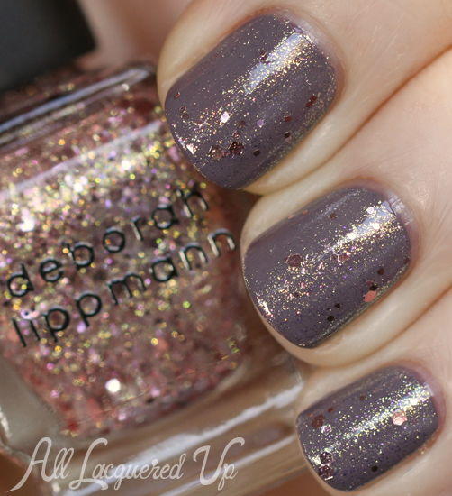 Deborah Lippmann Baby I'm A Star over Planet Rock