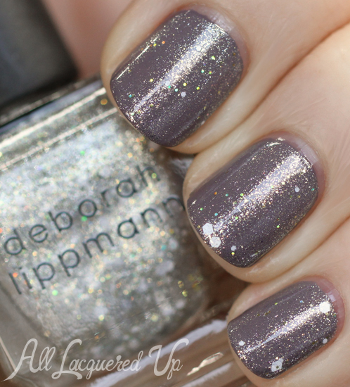 Deborah Lippmann When Lightening Strikes over Planet Rock