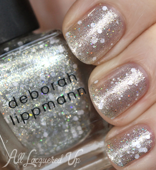 Deborah Lippmann When Lightening Strikes from Space Oddity