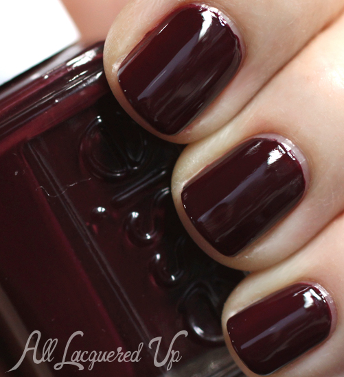 Essie Shearling Darling Winter 2013 nail polish