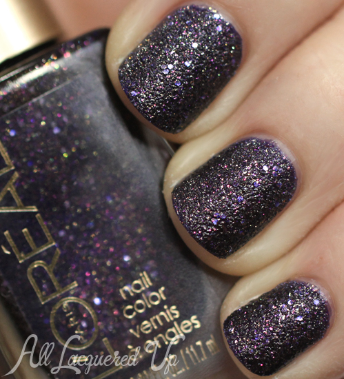 L'Oreal Sexy In Sequins textured nail polish
