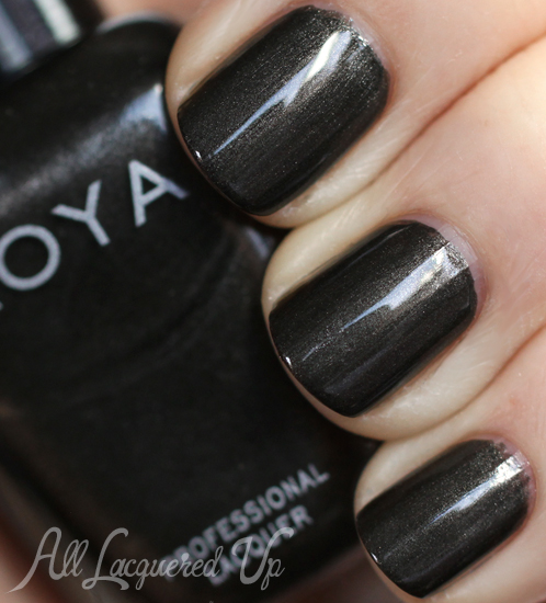 Zoya Claudine nail polish swatch