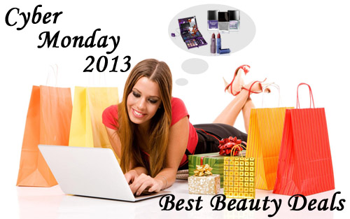 Cyber Monday 2013 - Beauty, Makeup, Nails
