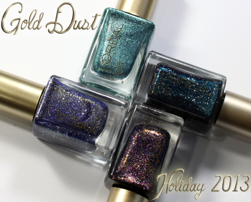 L 2019oreal color riche nail polish mysterious icon review swatch
