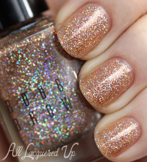 Bobbi Brown Chrome nail polish from Holiday 2013