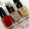 "Bobbi Brown ""Old Hollywood"" Nail Polish for Holiday 2013"