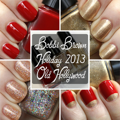 Bobbi Brown Old Hollywood Holiday 2013 nail polish
